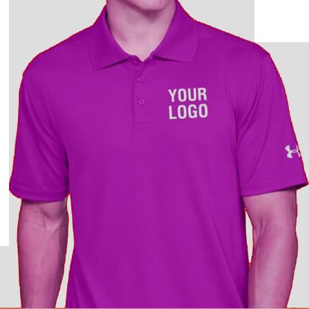 Sablon Kaos Polo Shirt di Malang